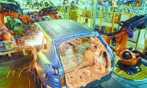 猎豹汽车 产能提速