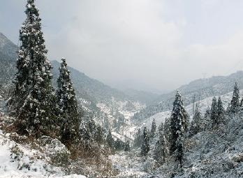 怀化丨雪峰山国家森林公园盛装复园 按5A级标准打造3A级景区