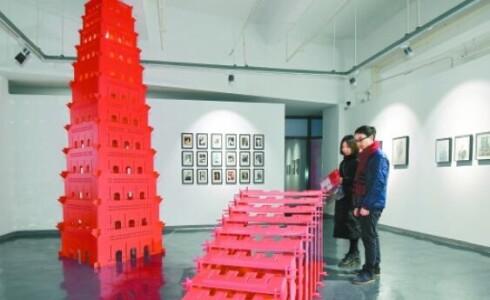 首届梅溪国际文化艺术节开幕