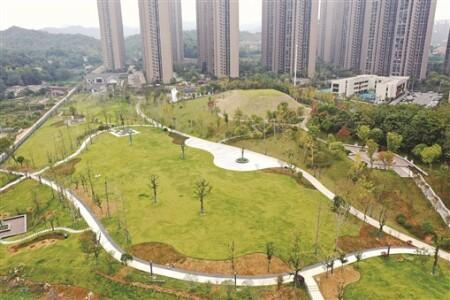 漢長沙國考古遺址公(gong)園(yuan)桃(tao)花嶺組團基本建成(cheng)