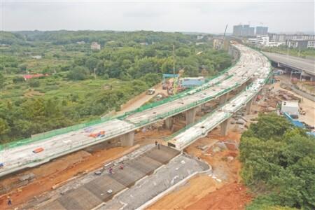 長沙(sha)地鐵 修到湘潭