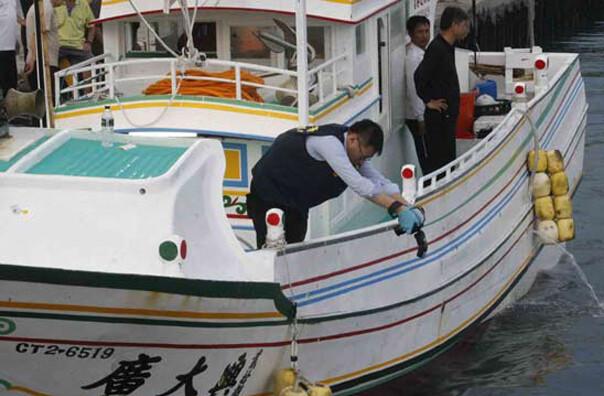 菲律宾为何胆敢枪杀台湾渔民?