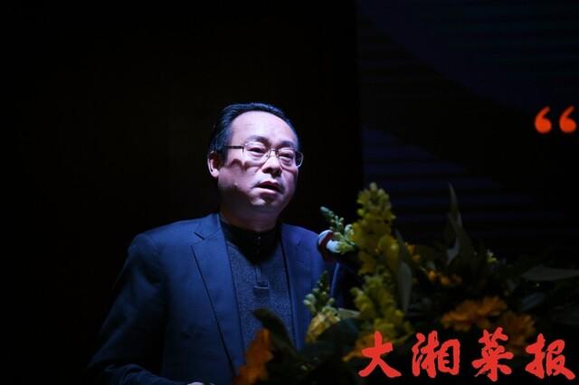 浏阳市商务合作局局长唐小红致辞