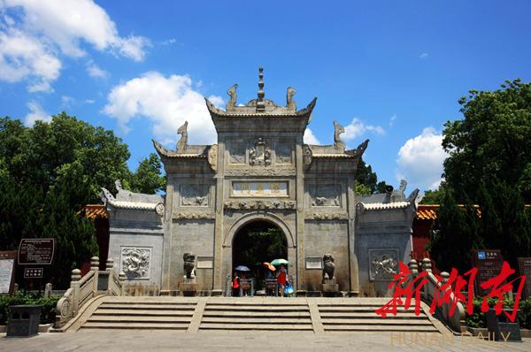 【新湖南】3月23日起,南岳大庙、祝融殿等室内景区景点恢复开放
