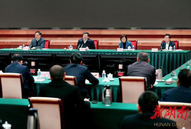 杜家毫:以不獲全勝決不收兵的戰略定力抓好湘江保護和治理