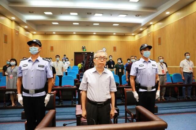 湖南省人大常委會原副主任向力力一審獲刑十五年