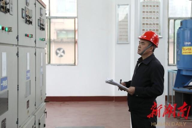 【新湖南】衡陽查已修復水毀水利工程6577處