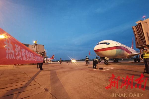 【新湖南】衡阳至上海航班加密至每天两班