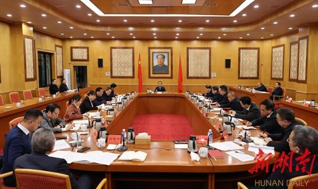 许达哲:切实增强党内政治生活的原则性严肃性