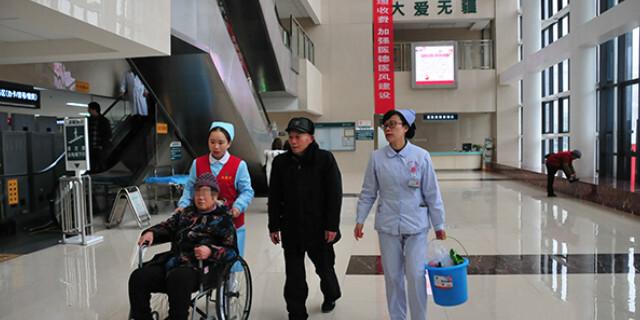 """怀化市第一人民医院开展""""我为老乡保健康""""系列活动"""