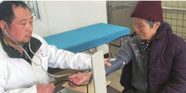 长沙雨花区首个农村家庭医生工作室开放