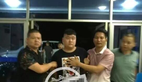 山东准女大学生被骗案嫌犯被逮捕现场曝光