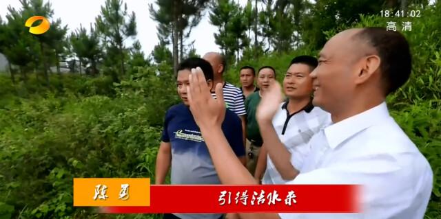 【为了人民】陈勇:引得活水来
