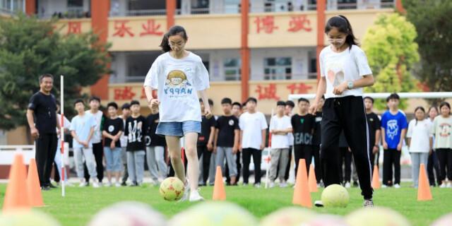 安徽淮北:暑期托管服务进乡村