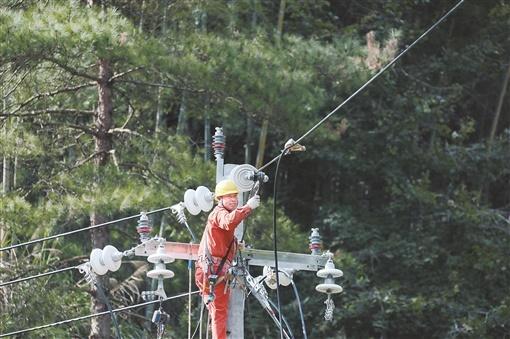 电网建设助力乡村振兴