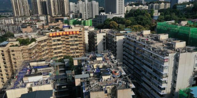 改造老旧小区 提升居住质量