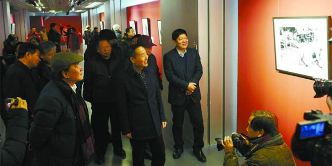 《洞庭西·30年》摄影作品展北京开展