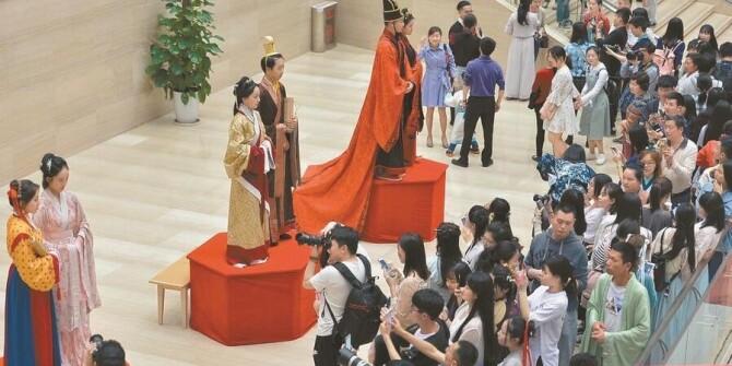 """""""环肥燕瘦——汉唐长安丽人行""""长博开展"""