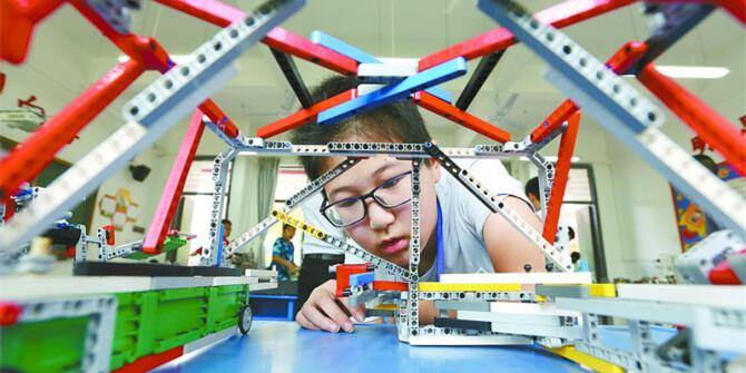 全省中小学机器人竞赛在衡阳举行