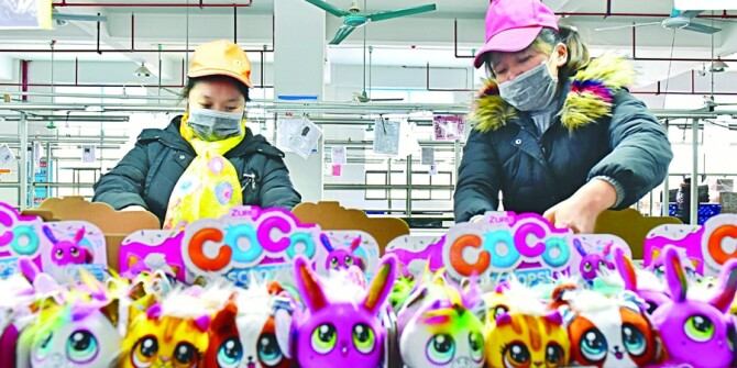 抢占春节市场