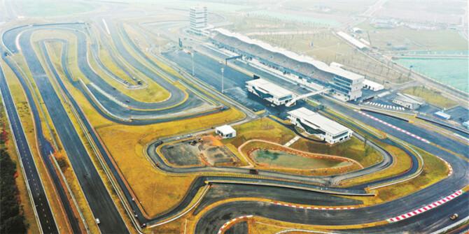 株洲建成中南地區首個F2賽車場