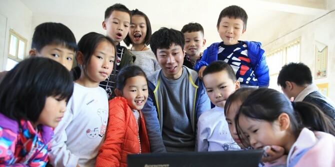 湖南6名研究生的教育扶贫:让微笑写在孩子脸上