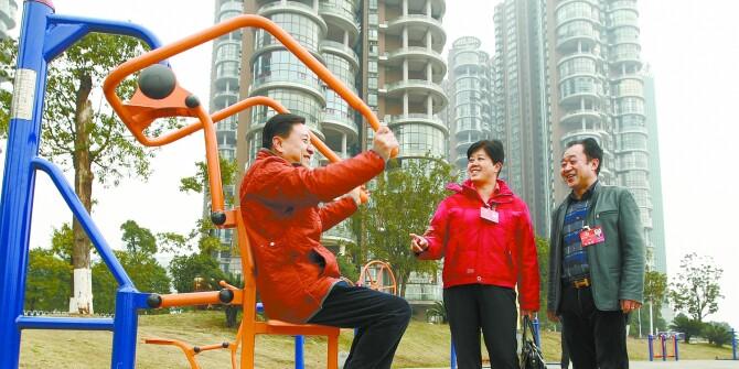 【镜采两会】于建春委员:锻炼身体要有地方可去!