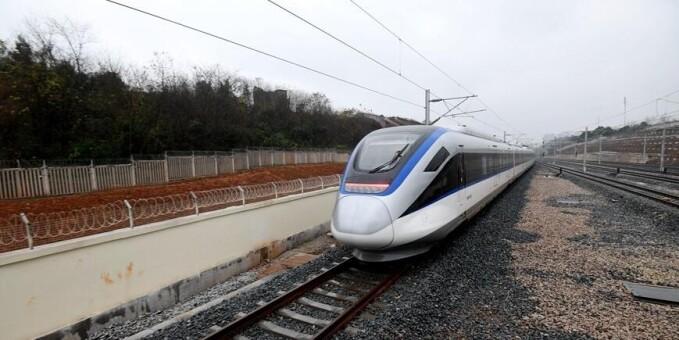 长株潭城铁正式开通 开启全新融城生活