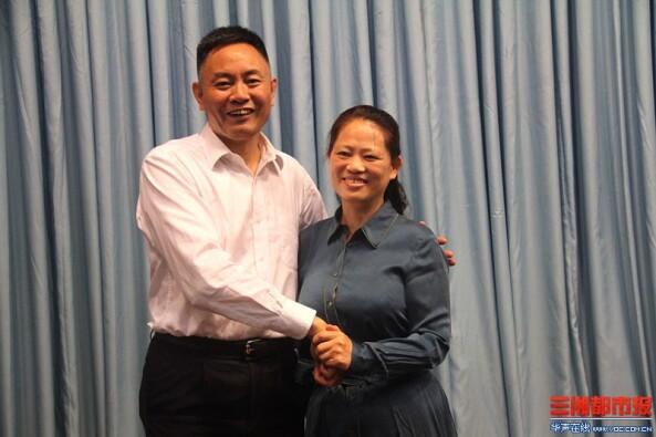 """""""男神校长""""张尧学卸任,中南大学迎来首位女校长"""