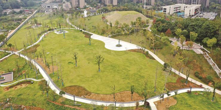 汉长沙国考古遗址公园桃花岭组团基本建成