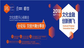 华声直播>>以文创势,2018第三届文化创意天心阁峰会开幕