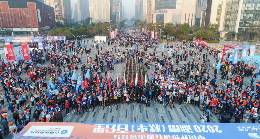 2020湖南(秋季)百公里出征变啦,8000勇士燃动双城