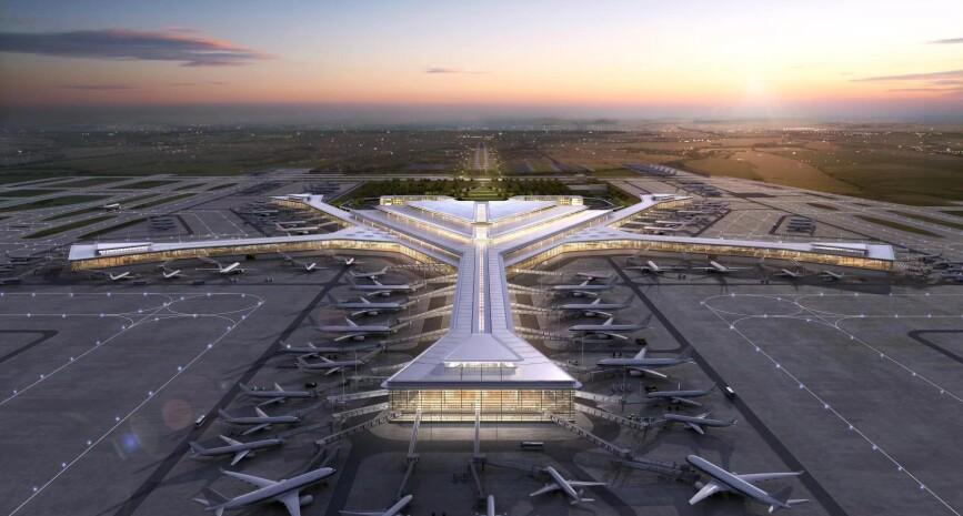 """开启""""变形记""""!未来长沙机场长这样"""