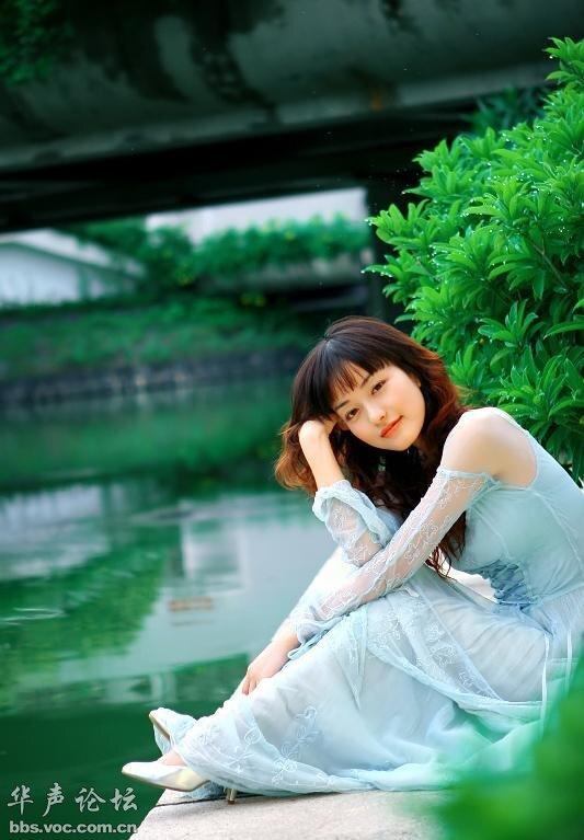 很清秀的美女 美女人体艺术 美女诱惑