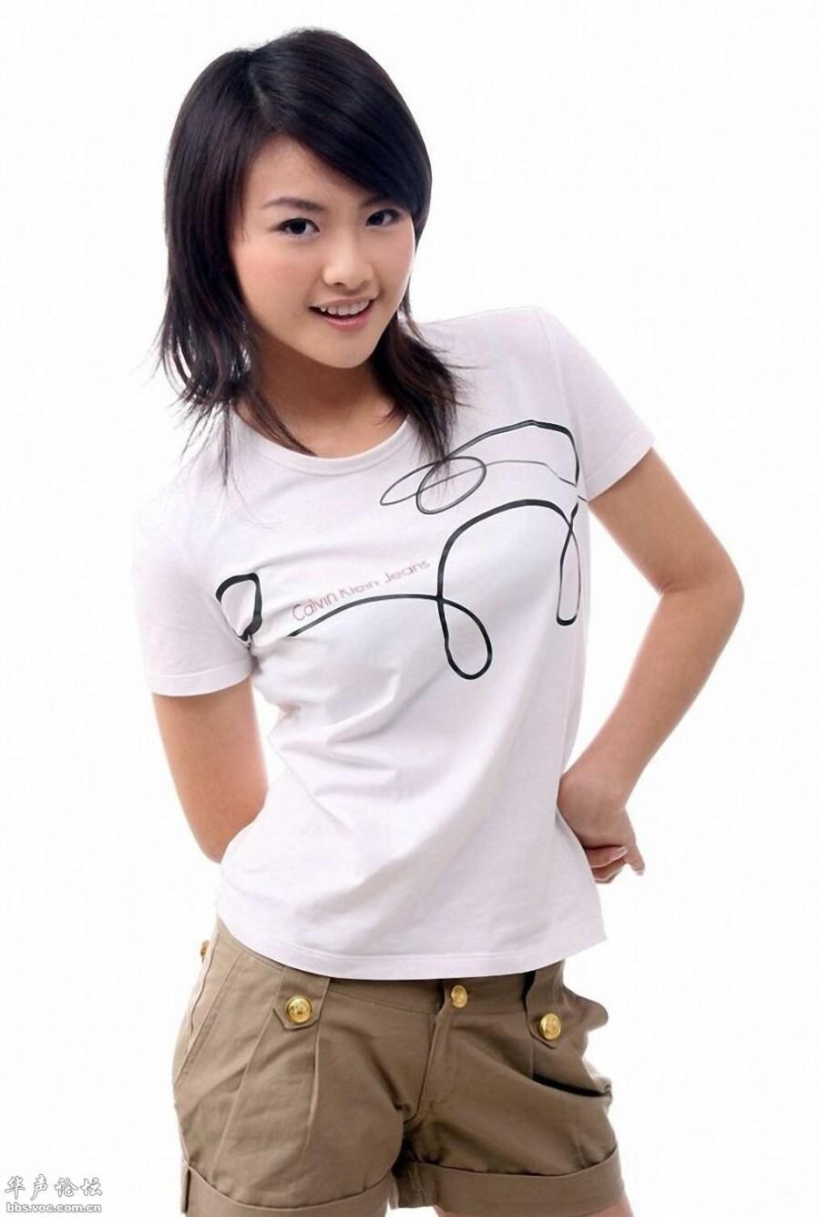 台湾美女罗凯珊
