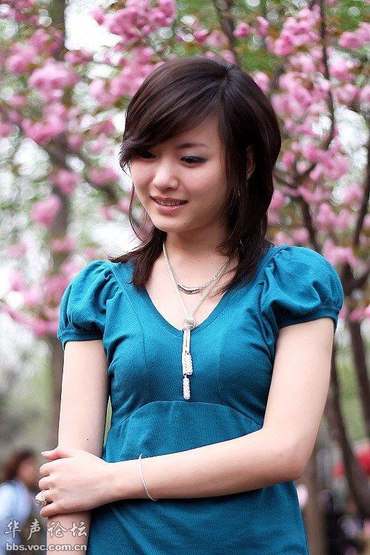 蓝衣mm 美女人体艺术 美女诱惑
