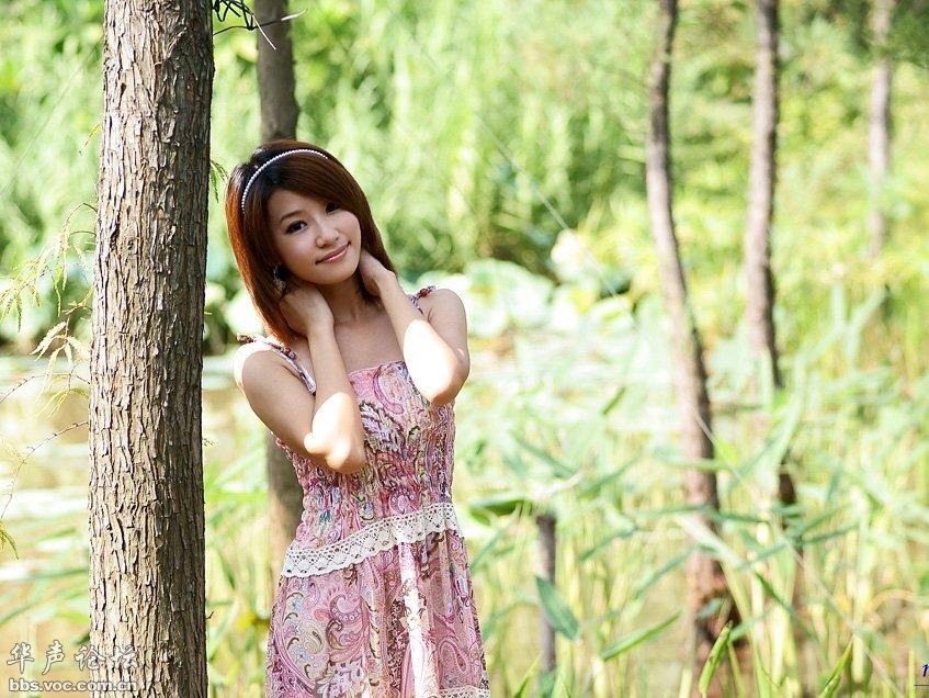 清新自然美女 美女人体艺术 美女诱惑
