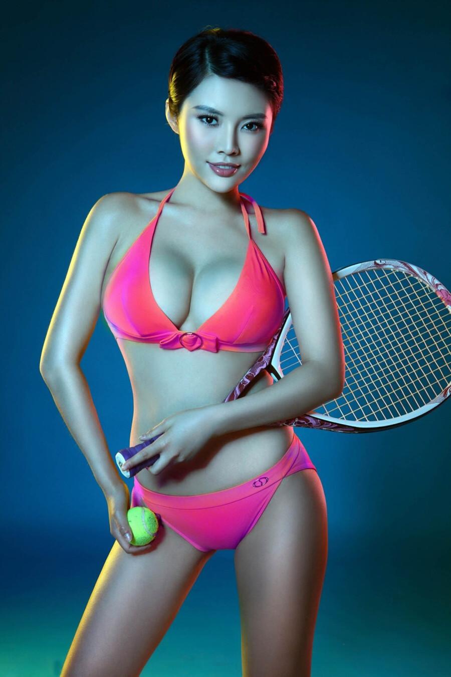 日本美女人体4p_网球宝贝徐冬冬 【4p】 - 美女人体艺术_美女诱