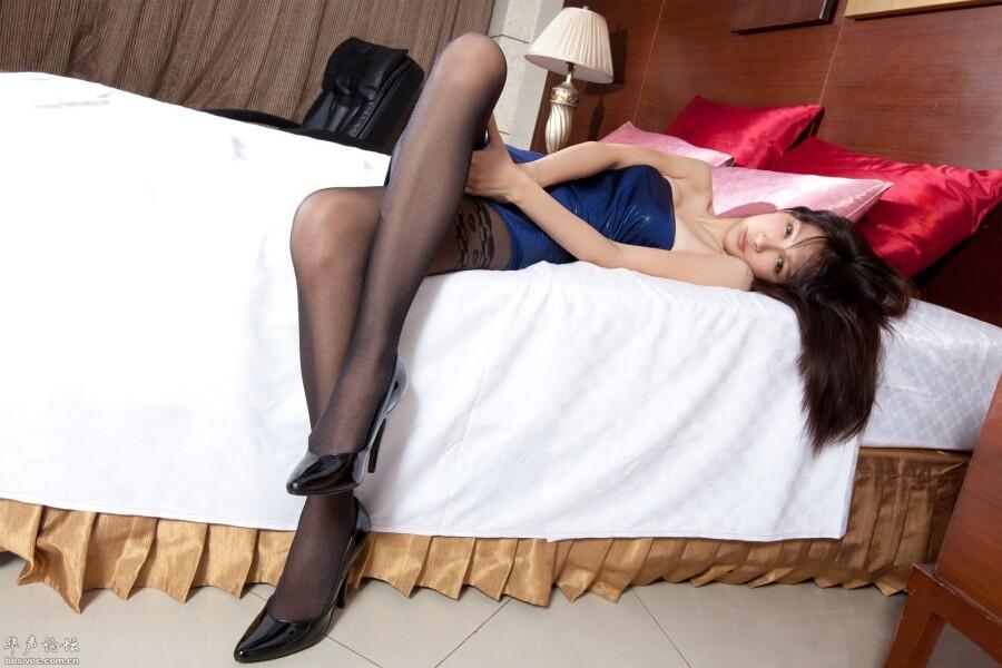 美女腿模Jill余馥羽 美女人体艺术 美女诱惑