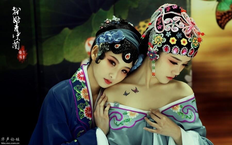 古装美女 美女人体艺术 美女诱惑