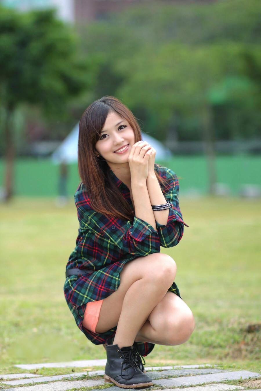 【美圖共享】◆ 野外漂亮女