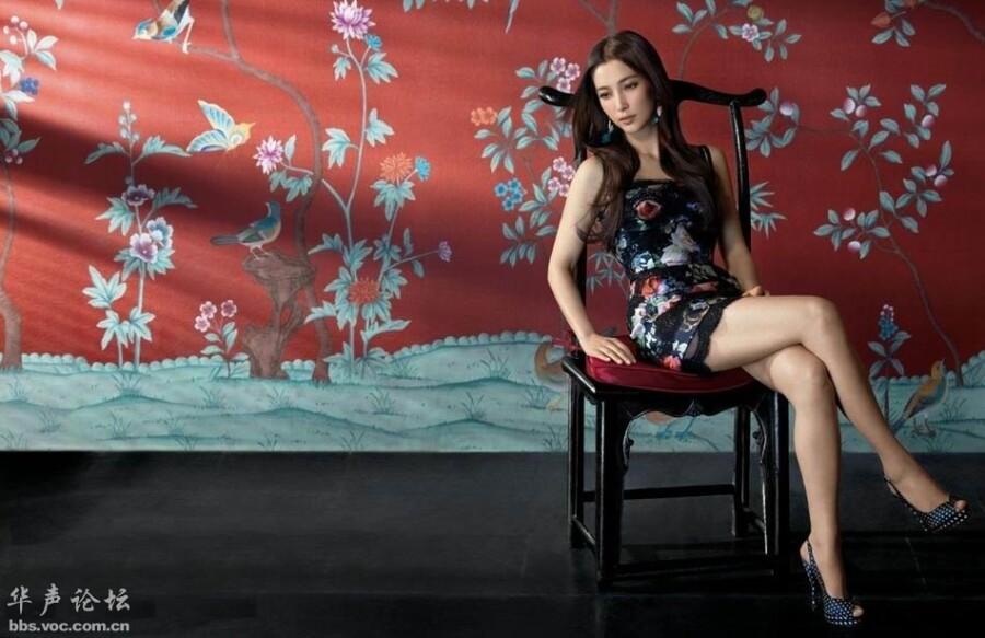 美女明星 李冰冰 美女人体艺术 美女诱惑
