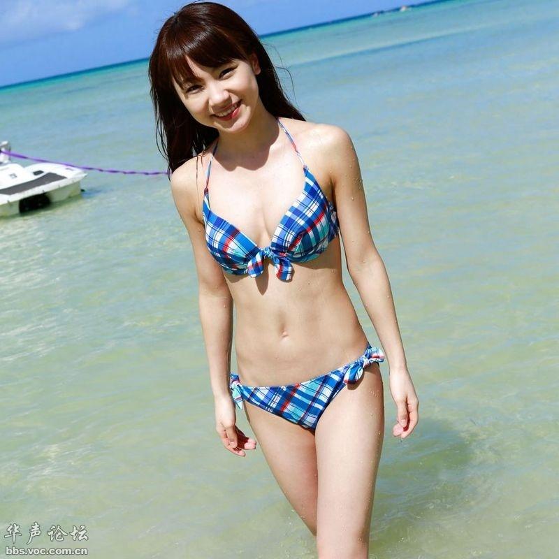 日本小清新娇俏美女 美女人体艺术