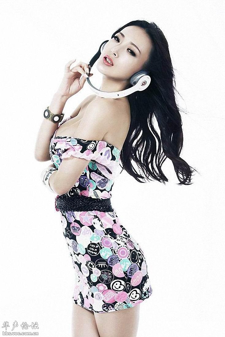 美女演员 王李丹妮 - 美女人体艺术_美女诱惑_