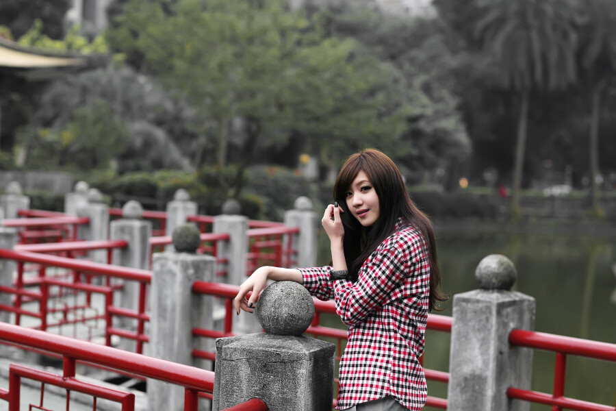 ㊣邻家女孩……[谢翔雅大图19p]……第三百一十七辑