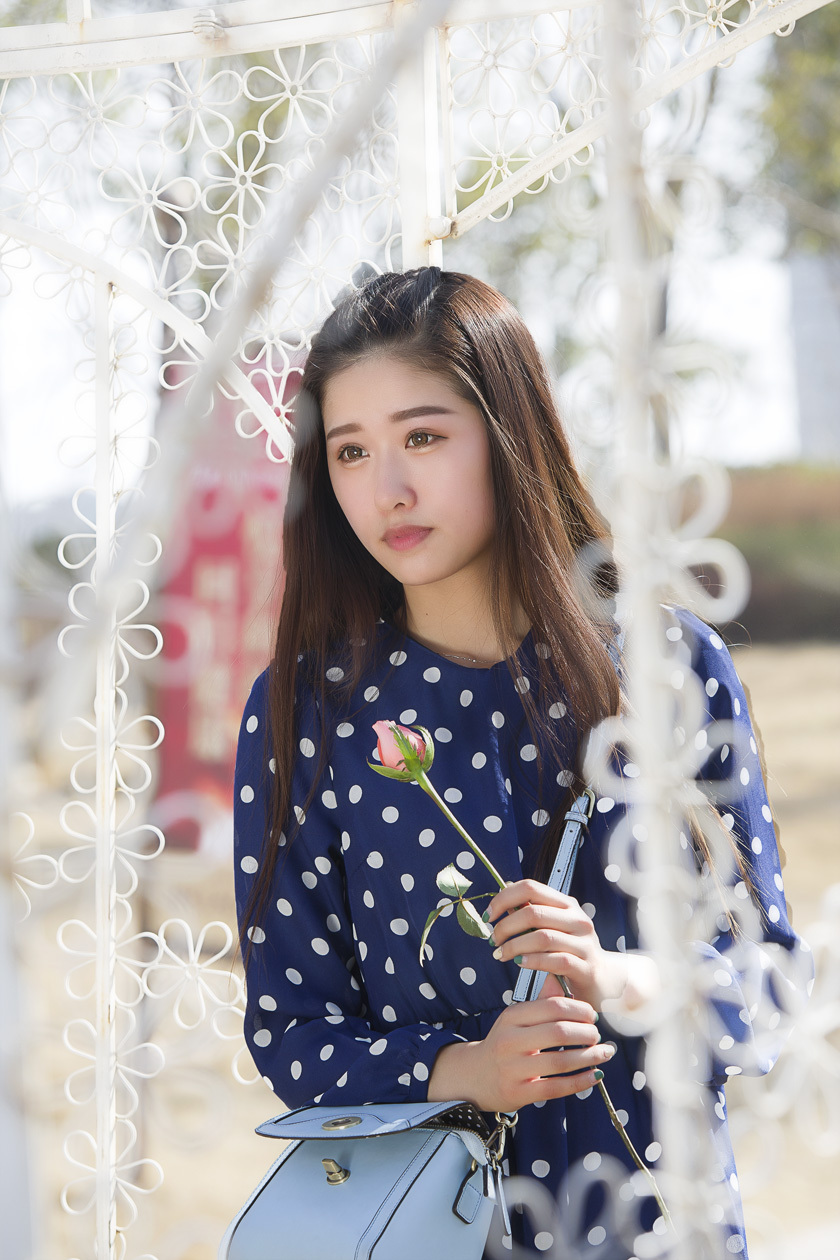 【时尚性感欣赏篇】人见人爱--迷人清纯美女 第26辑 - 浪漫人生 - .