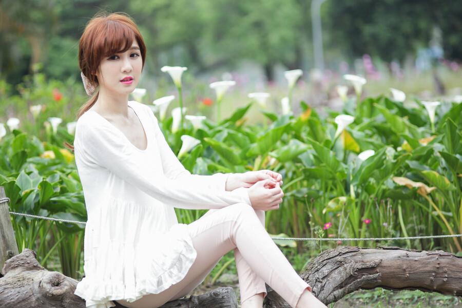 【时尚性感欣赏篇】人见人爱--迷人清纯美女 第41辑 - 浪漫人生 - .