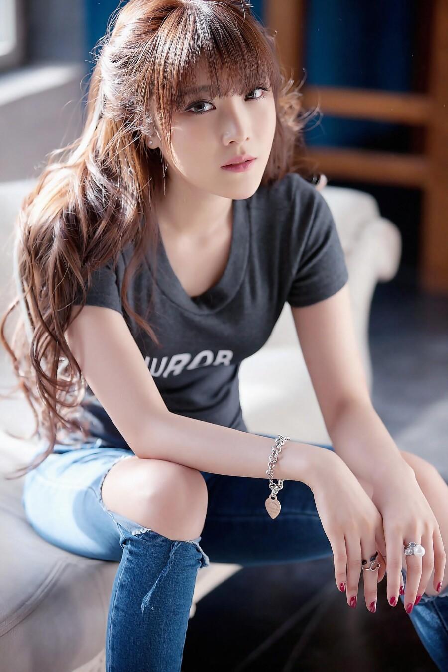 【时尚性感欣赏篇】人见人爱--迷人清纯美女 第36辑 - 浪漫人生 - .