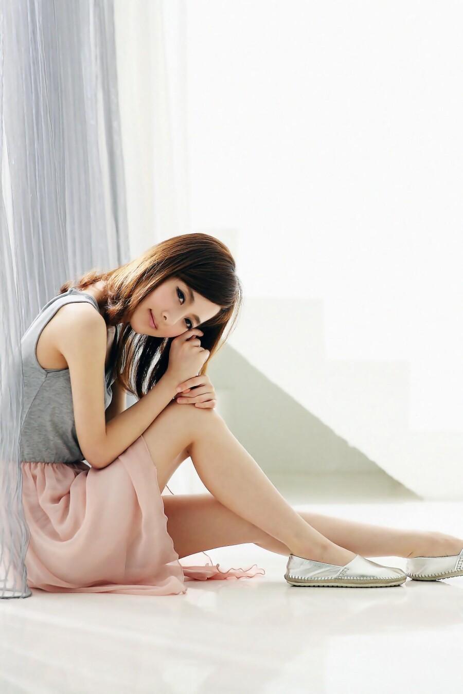 【时尚性感欣赏篇】人见人爱--迷人清纯美女 第34辑 - 浪漫人生 - .