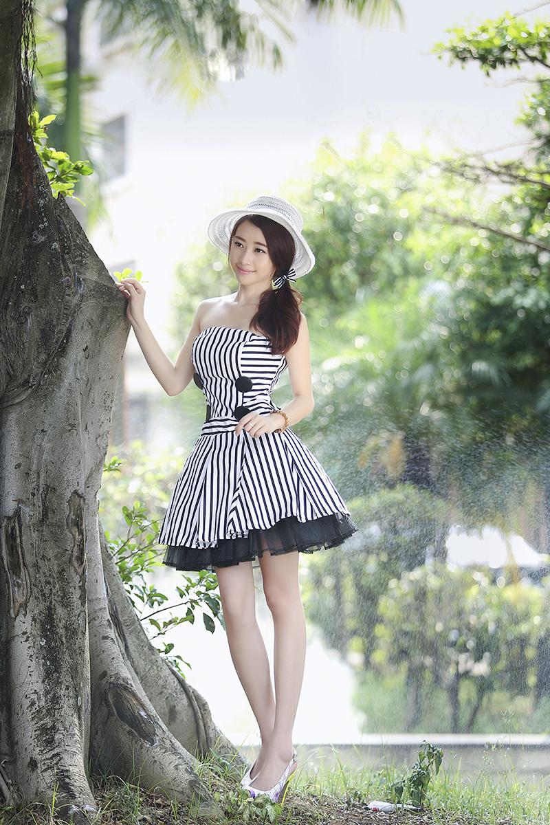 【时尚性感欣赏篇】小捷的夏天 - 浪漫人生 - .